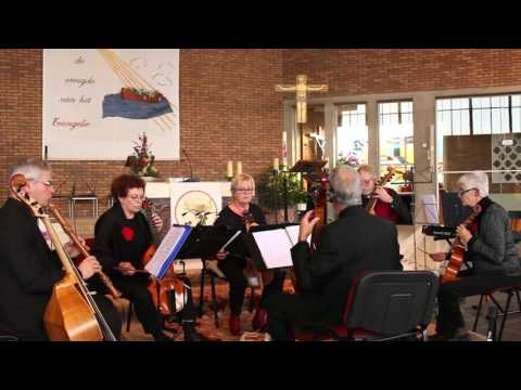 Inviolata, Viola-da-gamba sextet, Johan Groh