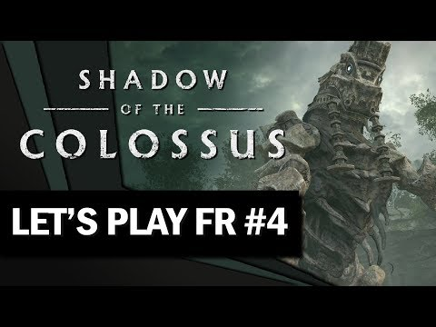 SHADOW OF THE COLOSSUS (Remake) : Cache-cache mystique | LET'S PLAY FR #4