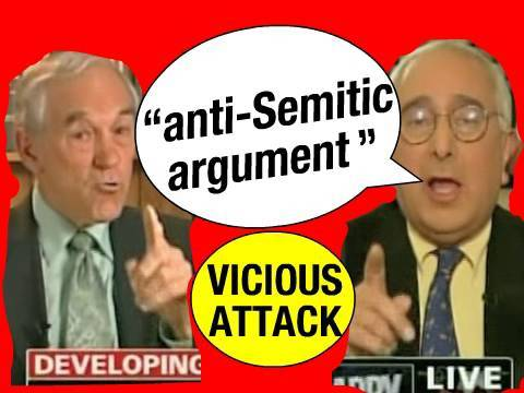 Ben Stein, Apologize to Ron Paul for your Vicious Attack: the