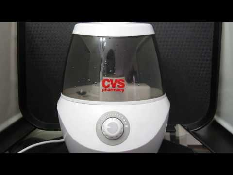 CVS Humidifier- Review: Warm Moisture Humidifiers vs Cool Moisture
