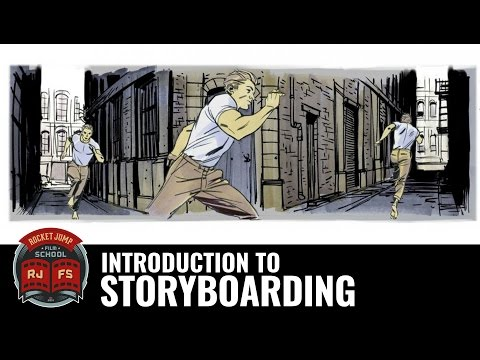 Intro to Storyboarding
