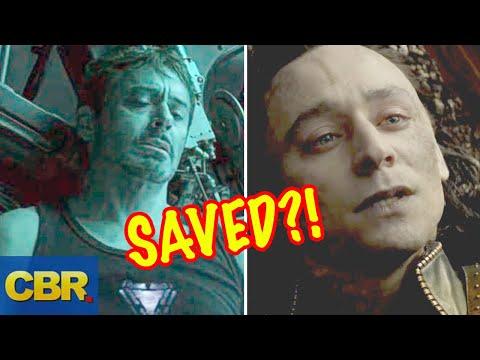 Avengers Endgame Theory: Tony Stark May Alter Loki's Timeline