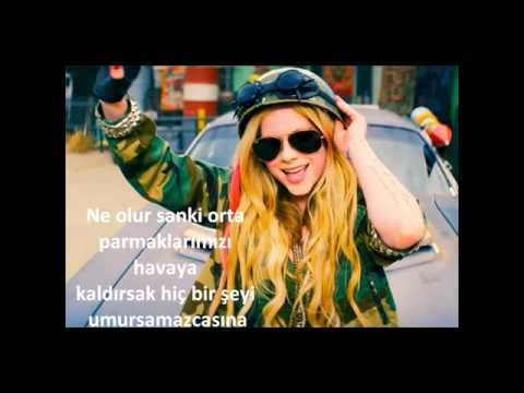Avril Lavigne Rock N Roll (Türkçe Çeviri)