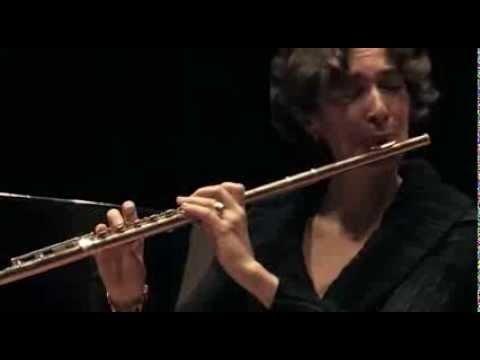 """""""Prélude à l'après-midi d'un Faune"""", Claude Debussy - Juliette Hurel (flûte & piano)"""