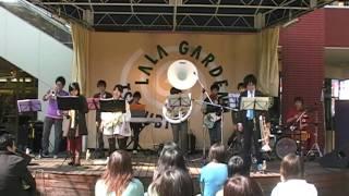 2008年3月に行われたはらぺこ音楽隊のライブです。 はらぺこのメンバー...