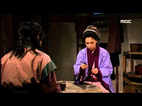 [고구려 사극판타지] 주몽 Jumong 증표를 찾은 유리에게 생부를 밝히는 예소야