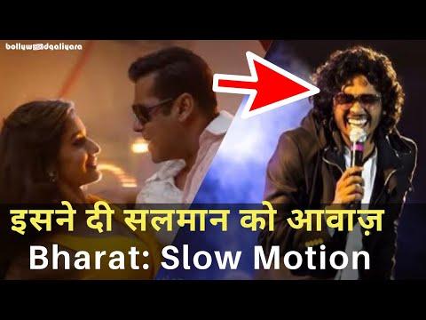 The Voice Of Bharat: Slow Motion Song   Salman Khan   Nakash Aziz
