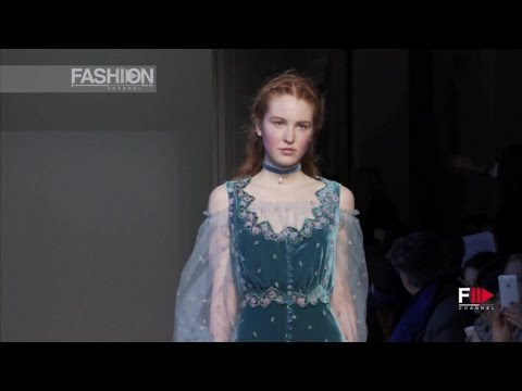LUISA BECCARIA Full Show Fall 2016 Milan Fashion Week by Fashion Channel