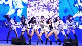 180410 씨엘씨 (CLC) BLACK DRESS [4K] 직캠 Fancam (나주 LG 벚꽃 페스티벌) by Mera