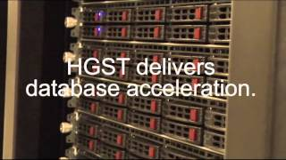 HGST on Database Acceleration