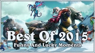 Funny And Lucky Moments - Hearthstone - Best Of 2015
