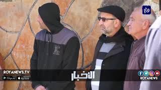 تشييع جثمان الشهيدة سماح مبارك بعد تسليمه لعائلتها من قبل الاحتلال - (9-3-2019)