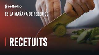 Recetuits: Con Isaac Fernández del restaurante Sandó