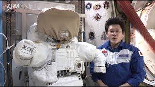 金井宣茂さん、宇宙で語る「日本の存在感示せた」実験や船外活動の現場を報告 金井宣茂 検索動画 15