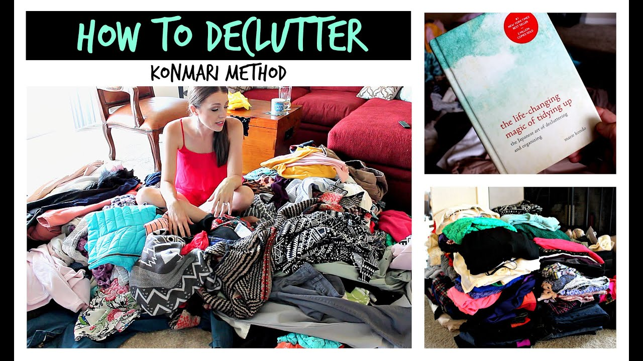 df8cad91f How to Declutter Your Closet