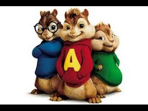 Alwin i wiewiórki - Sia - Chandelier - YouTube