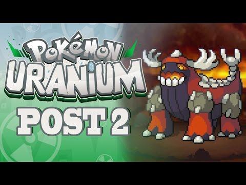 Pokemon Uranium Post Game Part 2 LANTHAN ( Pokemon Fan Game ) Walkthrough Gameplay