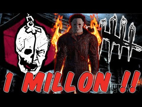 DEAD BY DAYLIGHT #369 | 1 MILLÓN A MICHAEL MYERS DEFINITIVO !! | ROAD TO RANK 1