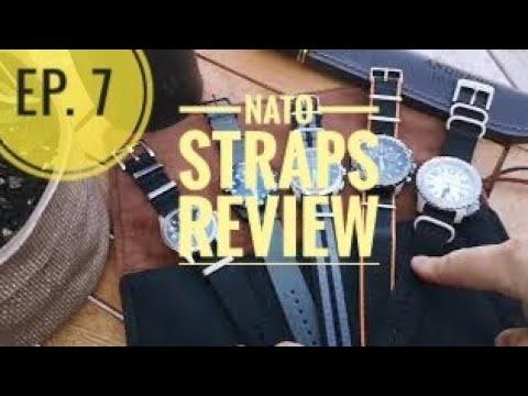 NATO Strap Review: What's The Best NATO Strap?