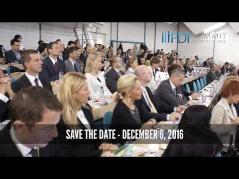 FDI Summit Slovenia 2016 Trailer