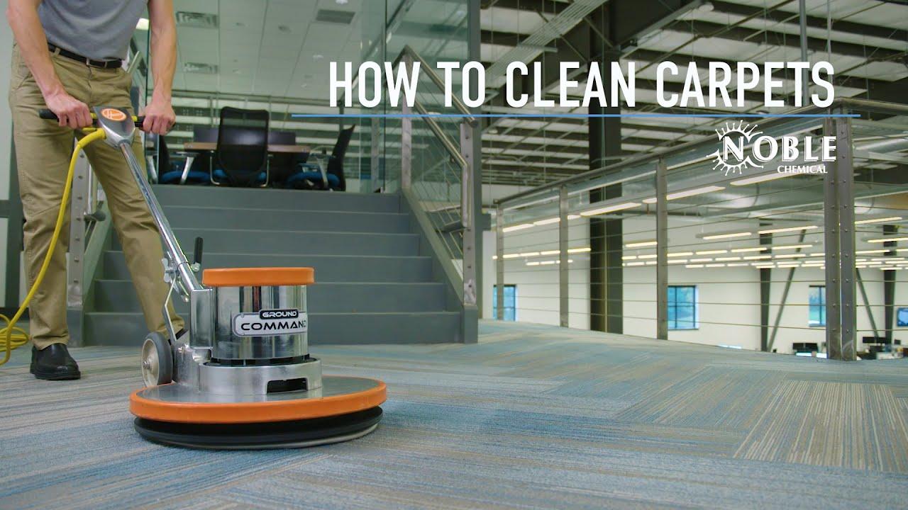 Le Chemical Sierra Carpet Cleaner