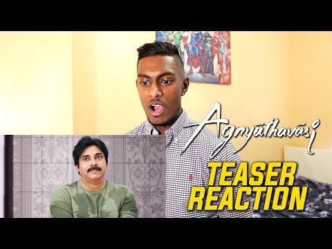 Agnyaathavaasi Teaser Reaction & Review | Pawan Kalyan | PESH Entertainment