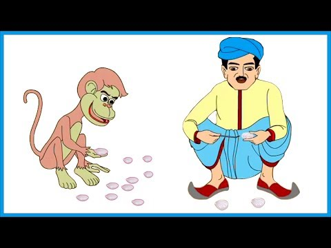 Gotakhor Bander | Hindi Kahaniya for Kids | Stories for Kids | Hindi Animated Stories
