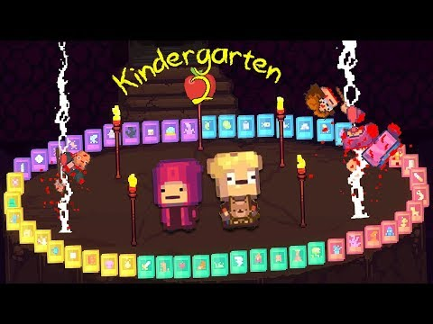 NUGGET'S SECRET MONSTERMON RITUAL MAKES HIM SNAP...LITERALLY | Kindergarten 2 (True Ending)