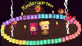 NUGGET\'S SECRET MONSTERMON RITUAL MAKES HIM SNAP...LITERALLY | Kindergarten 2 (True Ending)