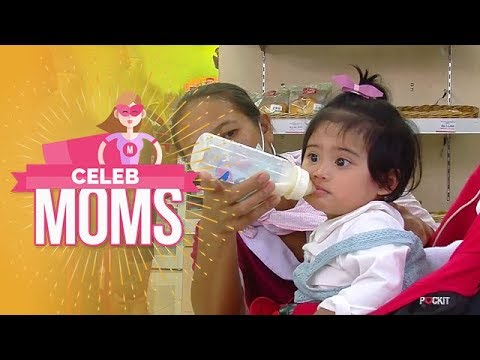 Celeb Moms: Venna Melinda, Vania Mau Terbang - Episode 83