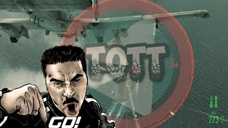 Angry Joe Show   Ace Combat Assault Horizon Review rus vo