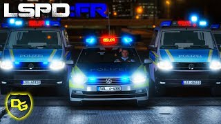 GTA 5 LSPD:FR #167 - POLIZEIMACHT bei Nacht!  - Daniel Gaming - Grand Theft Auto 5 LSPDFR