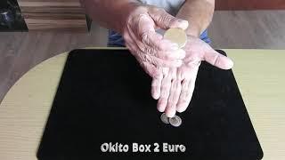 Nico Doppelseiten Blitz  Full HD   Okito Box 2 Euro