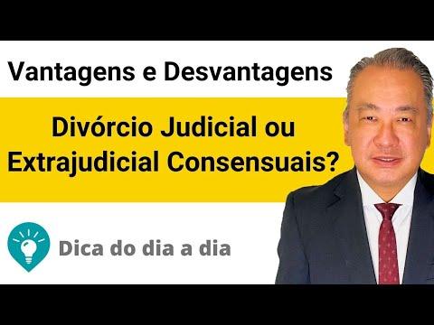 Divórcio Judicial ou