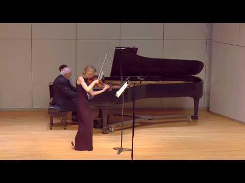 L.van Beethoven, Sonata for Violin and Piano No.8 in G Major, mov.3 Allegro vivace