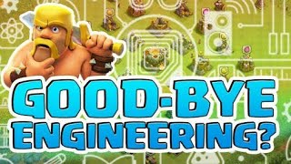 Engineered bases getting nerfed | No more Engineering | Engineering is over Now | Clash of clans