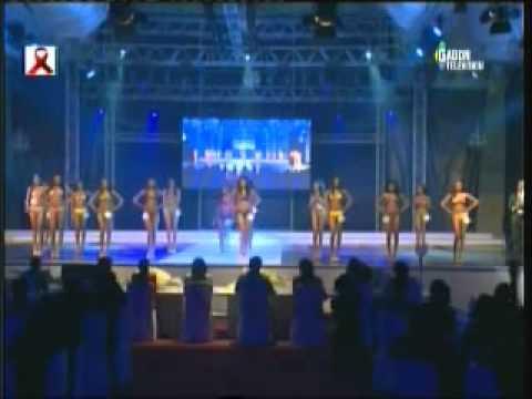 Evènement - Cérémonie de Miss Gabon 2014