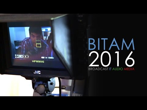 Bitam 2016 - Broadcast it audio media show