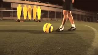 Messi Free Kick Practice