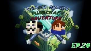 Minecraft: Gamer Druids EP 20 Naughty, Naughty Doctor!