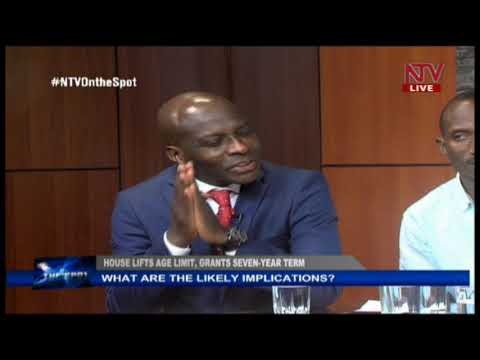 ON THE SPOT:What next after lifting presidential age limit?