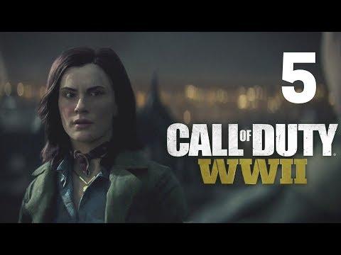 Munculnya Rousseau - Gameplay Walkthrough: COD WW2 #5 Indonesia