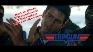 """""""Top Gun"""" Throwback Thursday Review #Maverick #Goose #IwasInverted"""