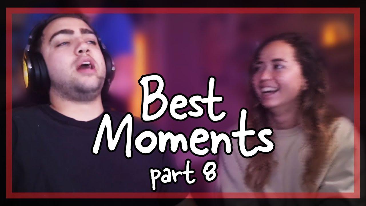 Mizkif & Maya Best Moments pt. 8