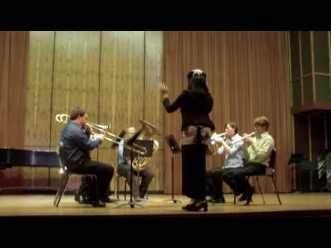 Bethany Freeman: My Hero - Brass Quintet Piece