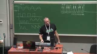 František Fuka: Hudba z geekovsko-matematického hlediska - DevFest Praha 2012