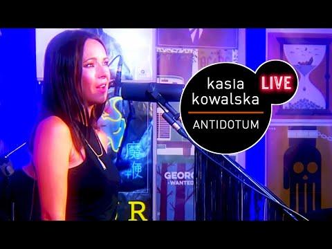Kasia Kowalska - Antidotum (Live at MUZO.FM)