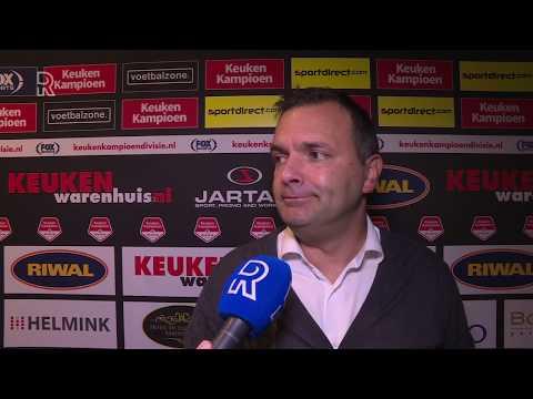 Claudio Braga: 'We willen meer dan dit, dat is duidelijk'