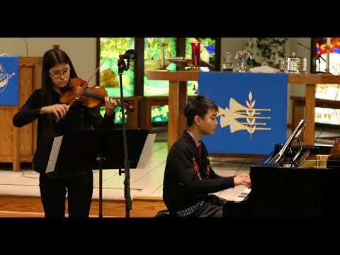 Beethoven, Sonata For Violin And Piano No  10 In G Maj , Op 96, Allegro Moderato