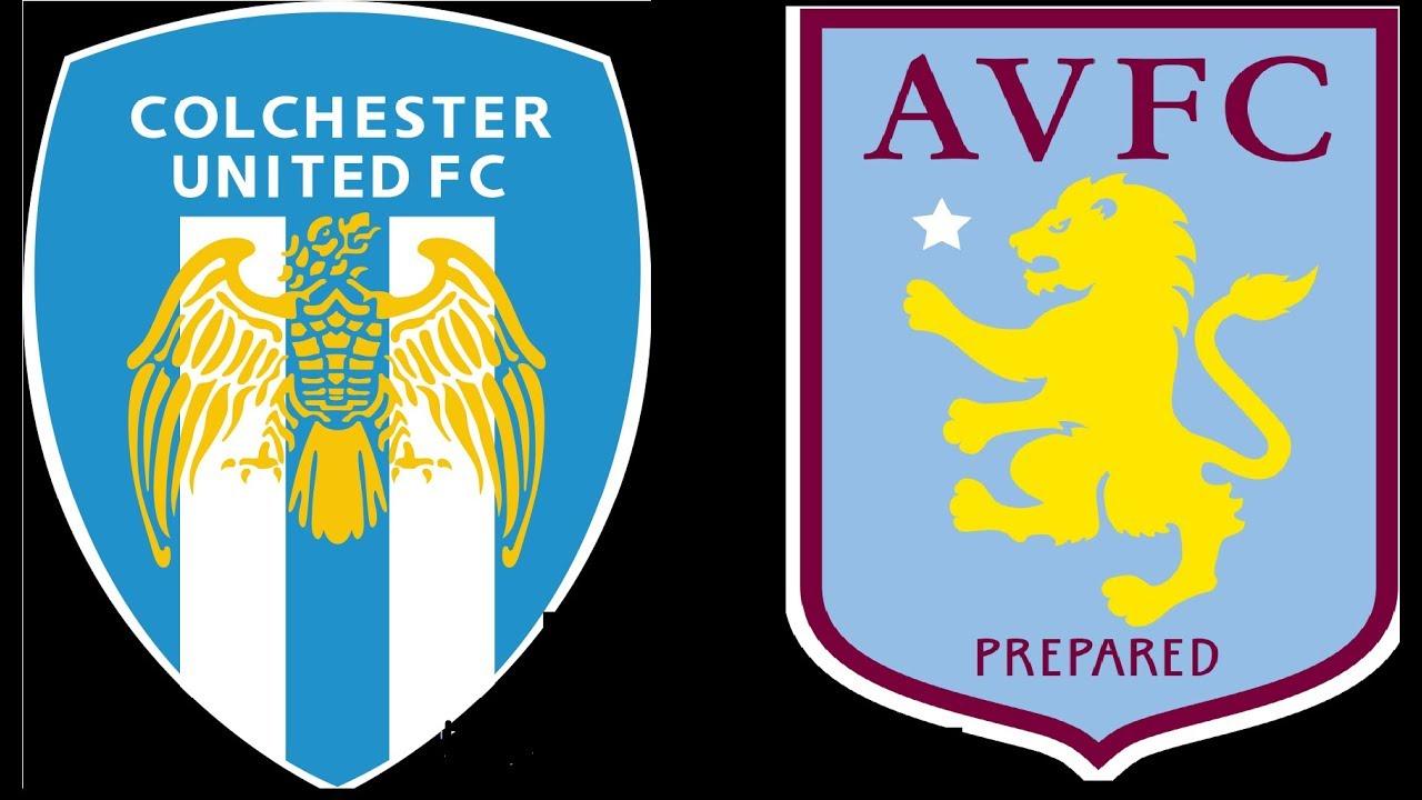 Aston Villa Colchester Watch